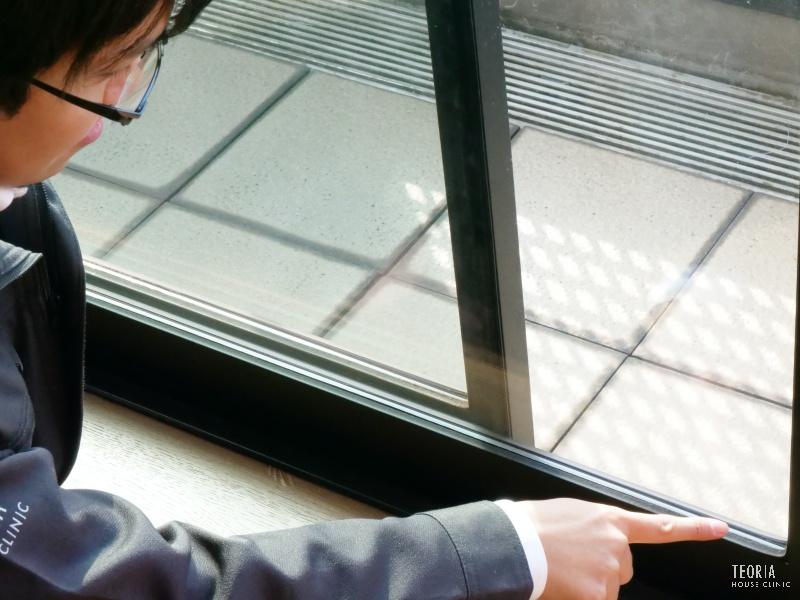 窓の性能に注目